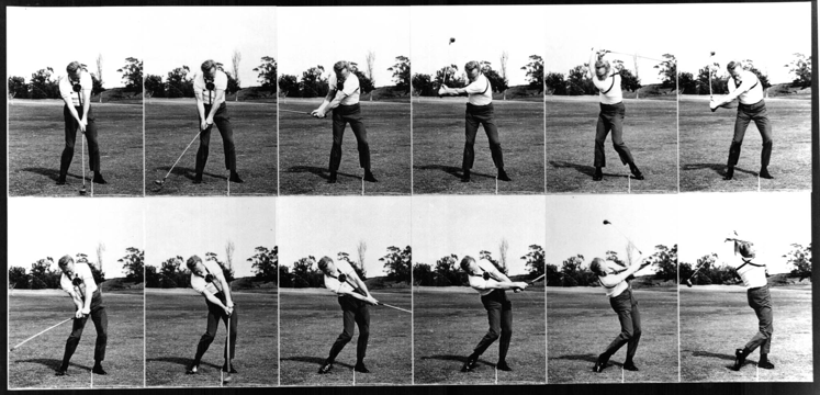 Mike Austin Swing Sequence