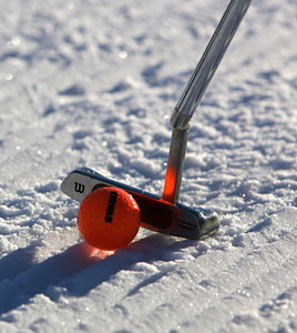 winter putter